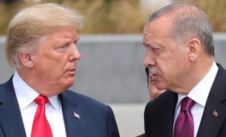 Αυτές είναι οι έξι «βόμβες» στις σχέσεις ΗΠΑ-Τουρκίας