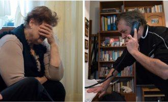 Συγκινημένοι οι γονείς των Ελλήνων αξιωματικών: «Η Παναγία έκανε το θαύμα της» (βίντεο)