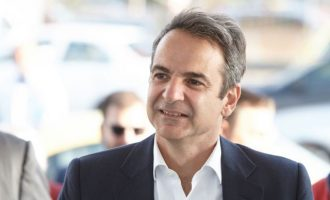 Ο Μητσοτάκης πάει Ελσίνκι για το συνέδριο του Ευρωπαϊκού Λαϊκού Κόμματος