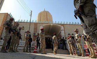 Σαρωτικές επιχειρήσεις της Αιγύπτου στο Σινά – Νεκροί είκοσι τζιχαντιστές