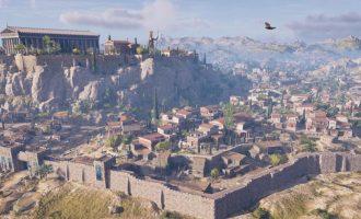 Δείτε πώς έφτιαξαν την Αθήνα του 431 π.Χ. στο «Assassin's Creed: Odyssey» (βίντεο)