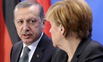 Στην Κωνσταντινούπολη η Μέρκελ στις 24 Ιανουαρίου – Θα συναντηθεί με Ερντογάν