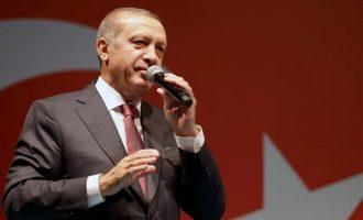 Ερντογάν: Είμαστε 13η χώρα από άποψη αγοραστικής δύναμης- Διευρύνουμε την οικονομία μας