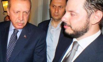 Σε πανικό ο Ερντογάν: Φήμες για κυβερνητικό ανασχηματισμό – Έρχεται «ξήλωμα» Αλμπαϊράκ