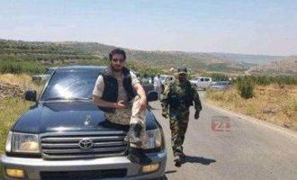 Πρώην Σύροι «αντάρτες» πέρασαν στο πλευρό της κυβέρνησης και πολεμάνε τους τζιχαντιστές