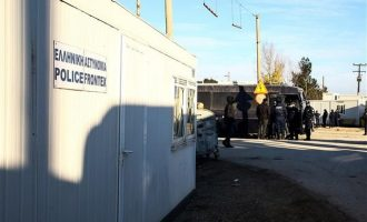 Επέστρεψαν στην Τουρκία πέντε Σύροι πρόσφυγες