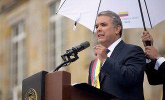 Ανατροπή: Ο νέος Πρόεδρος στην Κολομβία θα επανεξετάσει την αναγνώριση παλαιστινιακού κράτους