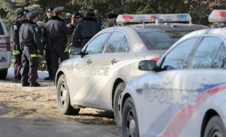 Συναγερμός για πυροβολισμούς στον Καναδά – Τουλάχιστον τέσσερις νεκροί
