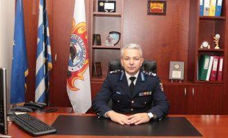 Ποιος είναι ο νέος Υπαρχηγός Επιχειρήσεων της Πυροσβεστικής