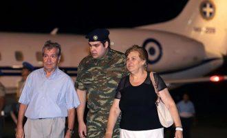 Λοχίας Κουκλατζής: Δεν νιώθω ήρωας – Tι είπε για την κράτηση και την αποφυλάκισή του