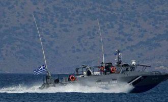 69 μετανάστες εντόπισε το Λιμενικό το Σάββατο να πλέουν ανοιχτά της Αλεξανδρούπολης σε δύο φουσκωτά