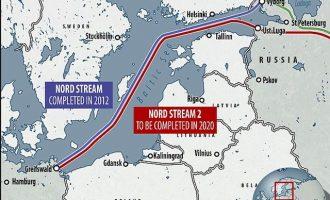 Πώς ο αγωγός Nord Stream 2 «καταλύει» τη γερμανική ηγεμονία – Οι ΗΠΑ αποκαθιστούν την τάξη