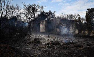 Απαλλάχτηκαν πάνω από 2.500 πυρόπληκτοι ιδιοκτήτες  ακινήτων από τον ΕΝΦΙΑ