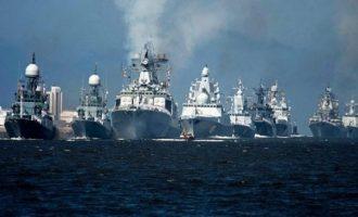 Λαβρόφ: Φυσιολογικές οι ασκήσεις του ρωσικού ναυτικού στη Μεσόγειο