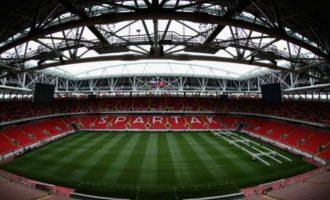 Οι Ρώσοι στήνουν σκηνικό έντασης εν όψει του αγώνα Σπάρτακ-ΠΑΟΚ στη Μόσχα