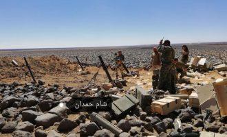 Οι πολιορκημένοι τζιχαντιστές στο όρος Αλ Σάφα αρνήθηκαν να παραδοθούν στον συριακό στρατό