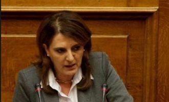 Τελιγιορίδου: Ο χρόνος θα δείξει ότι η Συμφωνία των Πρεσπών είναι επωφελής για την Ελλάδα