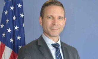 Ποιος είναι ο νέος πρόξενος των ΗΠΑ στη Θεσσαλονίκη