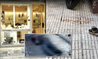Δίωξη σε βαθμό κακουργήματος σε βάρος του ιδιοκτήτη του κοσμηματοπωλείου
