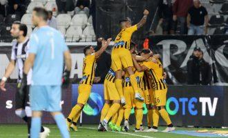 Κύπελλο Ελλάδας:  ΠΑΟΚ-Άρης 1-1