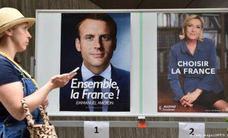 Γαλλία: Η Λεπέν απειλεί τον Μακρόν – Σε απόσταση αναπνοής ενόψει ευρωεκλογών