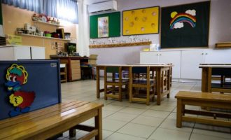 Απίστευτο: Μαθητές δημοτικού μπούκαραν σε νηπιαγωγείο και το βανδάλισαν