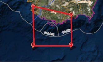 Προκαλεί πάλι η Τουρκία με νέα  NAVTEX: «Δεσμεύει» το Καστελόριζο