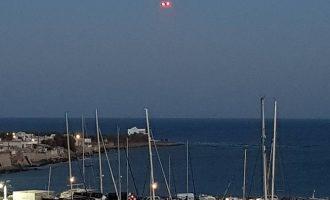 Με drones «τσάκωσε» φοροφυγάδες στη Σαντορίνη η ΑΑΔΕ (βίντεο)