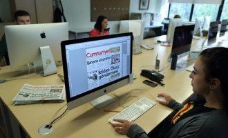 Τουρκία: Επανήλθαν οι καταδίκες των δημοσιογράφων της «Cumhuriyet»