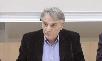 Αθήνα Σεισμός: Πήραν τον Πουλάκη για να συμμετάσχει σε σύσκεψη ενώ έχει παραιτηθεί