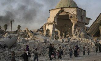 Το Μεγάλο Τέμενος Αλ Νούρι που ανατινάχτηκε από το Ισλαμικό Κράτος θα αναστηλωθεί