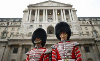 Ο Διοικητής της Τράπεζας της Αγγλίας περιέγραψε το χειρότερο σενάριο σε ένα BREXIT χωρίς συμφωνία