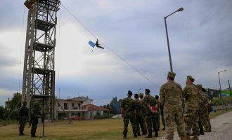 Έλληνες υπαξιωματικοί εκπαιδεύτηκαν σε Σχολεία του Αμερικανικού Στρατού στη Γερμανία