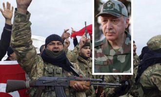 Ο Ερντογάν στέλνει μεγάλα φορτία με όπλα στους τζιχαντιστές στην Ιντλίμπ – Στέλνει και στρατό