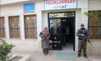 Ομαδική απόδραση κρατούμενων από φυλακή μισθοφόρων των Τούρκων στη βόρεια Συρία