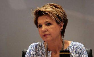 Όλγα Γεροβασίλη: «Η σύγκλιση προοδευτικού μετώπου είναι τώρα απαραίτητη από ποτέ»