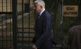 Την Τρίτη η απόφαση για την προφυλάκιση ή όχι του Γιάννου Παπαντωνίου