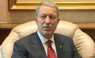 Ο Τούρκος υπ. Άμυνας χαρακτήρισε «ανάρμοστη» την επιστολή του Αμερικανού υπ. Άμυνας