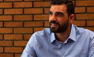 Πέντε συλλήψεις για την επίθεση στον βουλευτή του ΣΥΡΙΖΑ Πέτρο Κωνσταντινέα