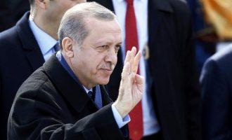 Ο Ερντογάν προανήγγειλε νέα στρατιωτική επιχείρηση – «Ανατολικά του Ευφράτη»