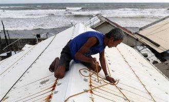 Συναγερμός στις Φιλιππίνες για τον υπερ-τυφώνα Μανγκούτ – Θα επηρεάσει 5 εκατ. ανθρώπους