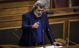 Πολάκης: Κίνηση πολιτικού ρεβανσισμού