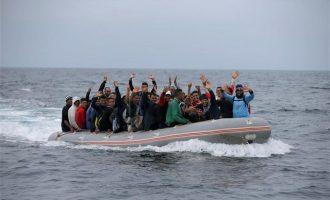 Η Ισπανία διέσωσε 500 μετανάστες το Σαββατοκύριακο – Έσπασε όλα τα ευρωπαϊκά ρεκόρ