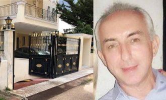 Έλληνας ο δολοφόνος του 57χρονου φαρμακοποιού στο Ψυχικό – Γιατί τον σκότωσε