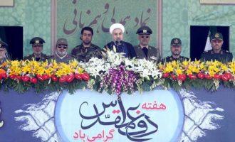 Χασάν Ροχανί: «Η Αμερική θα έχει την ίδια τύχη με τον Σαντάμ Χουσεΐν»