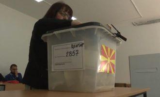 Η Βόρεια Μακεδονία ψηφίζει την Κυριακή για Πρόεδρο