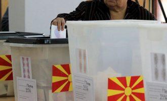 Στη Βόρεια Μακεδονία ψηφίζουν στις 5 Μαΐου μεταξύ λογικής και ψυχοπάθειας