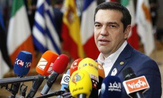 Ποια η ατζέντα του Ευρωπαϊκού Συμβουλίου και τι θα πει ο Αλέξης Τσίπρας