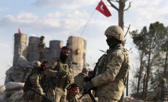 Ο Ερντογάν είπε ότι θα δημιουργηθεί «ζώνη ασφαλείας» βάθους 32 χλμ κατά μήκος της βόρειας Συρίας