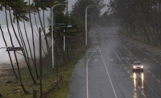 ΗΠΑ: Στους 7 οι νεκροί από τον κυκλώνα Φλόρενς